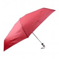 Paraguas liso rojo automático abre-cierra Esprit