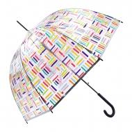 Paraguas transparente automático Benetton