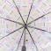 Paraguas transparente automático Benetton 105060