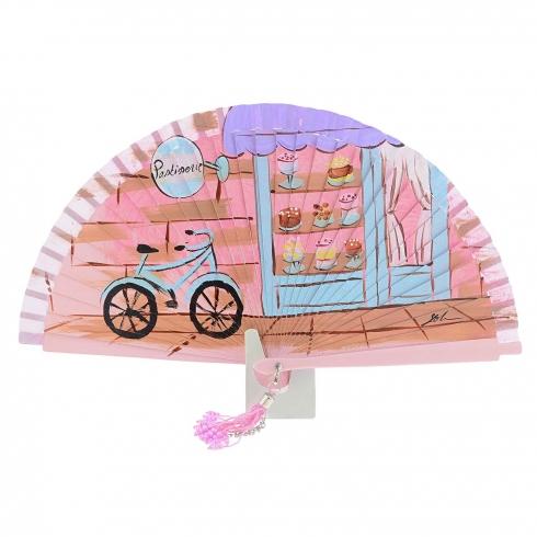 https://cache.paulaalonso.es/10796-106058-thickbox/abanico-pasteleria-y-bicicleta-azul-diseno-rosa.jpg