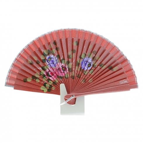 https://cache.paulaalonso.es/11254-109722-thickbox/abanico-mini-madera-rojo-metalizado-y-flores.jpg