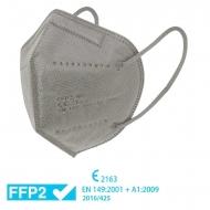 Mascarilla FFP2 gris - Homologada CE