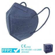 25 mascarillas FFP2 marino - Homologadas CE
