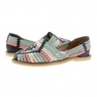 Zapatos de piel Catrina fabricados en Mexico