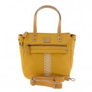 Bolso hombro amarillo S604 Nirvana Caminatta