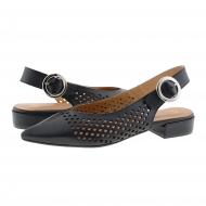 Zapatos de piel planos punta fina