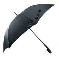 Paraguas largo caballero automático negro