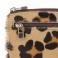 Llavero monedero piel leopardo 51455