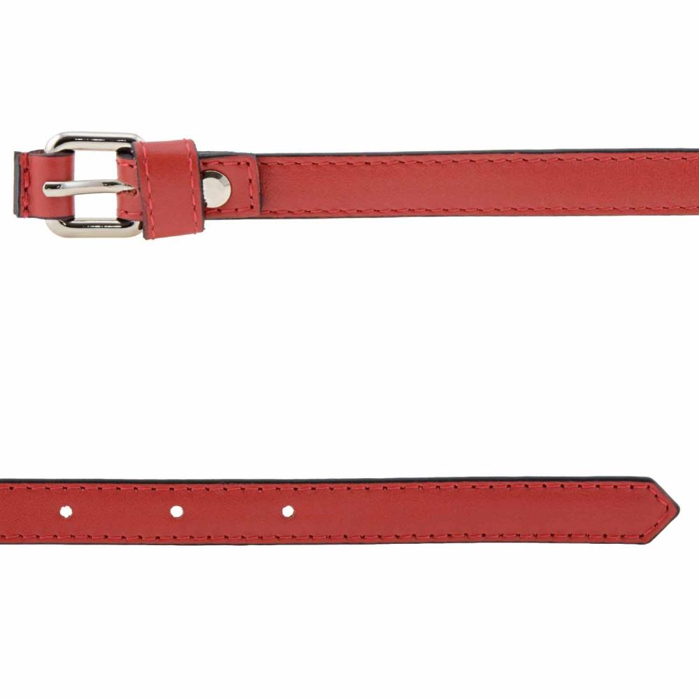 f13ed20bbc Cinturón mujer piel estrecho - Paula Alonso - Tienda online